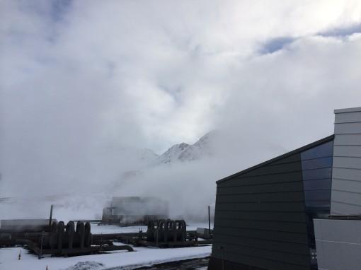 Hellisheiði Geothermal Plant